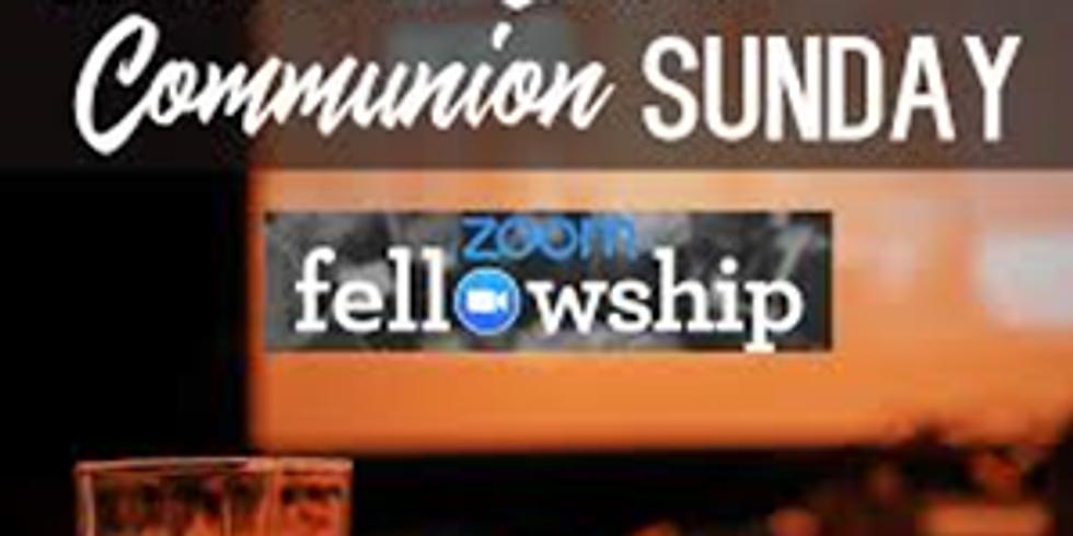 Sunday Worship and Holy Communion