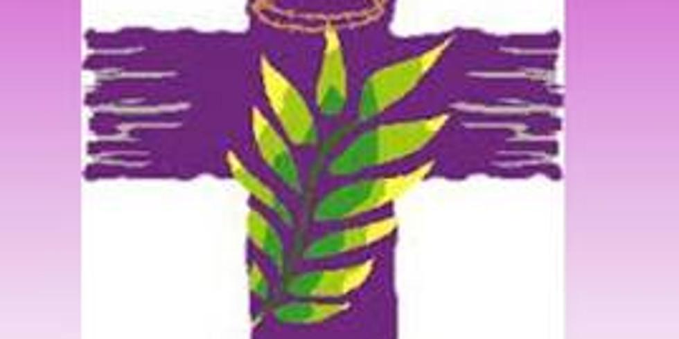 Worship on 1st Sunday in Lent