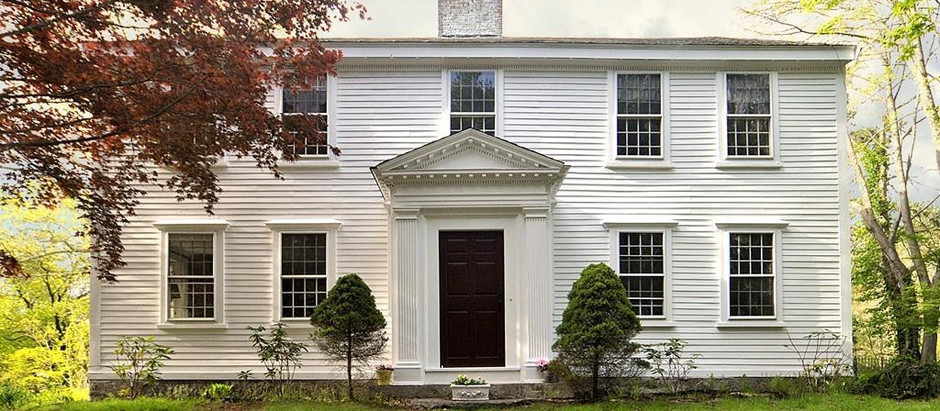 TOP 5 SOUTH SHORE HOMES BUILT PRIOR TO 1776