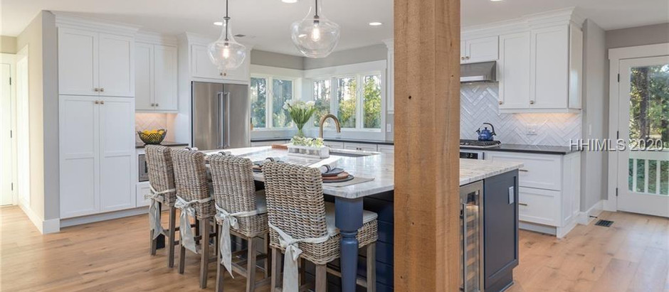 TOP 5 NEW LISTINGS FEATURING AWESOME KITCHENS