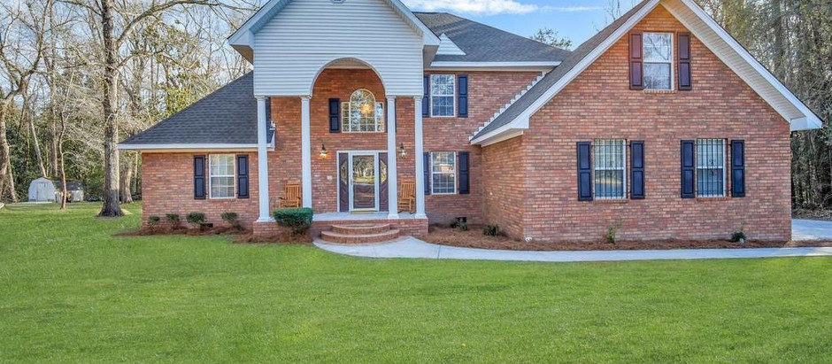 TOP 5 LISTINGS IN COLLETON COUNTY UNDER $500K