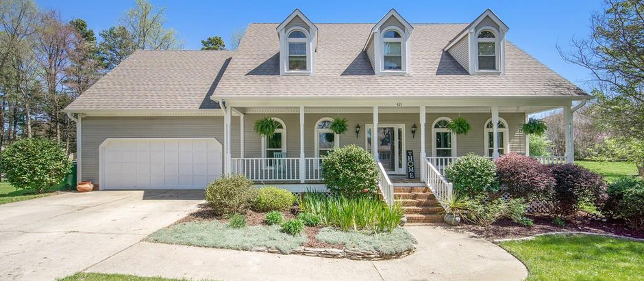 TOP 5 CAPE STYLE LISTINGS