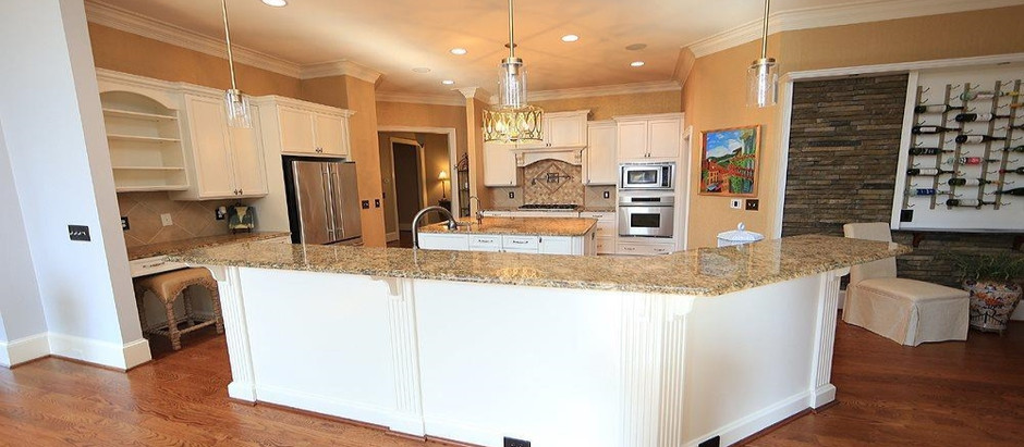 TOP 5 RALEIGH LISTINGS WITH GOURMET KITCHENS UNDER $1,500,000