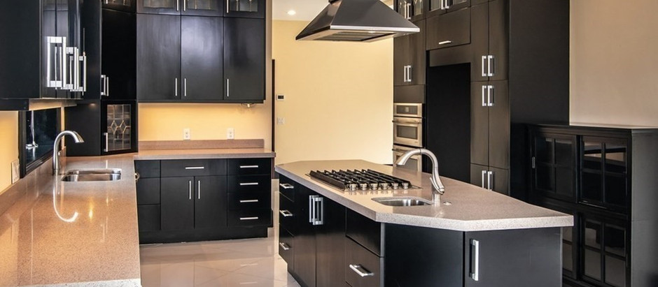 TOP 5 BRAND NEW LISTINGS WITH LIVE-IN KITCHENS