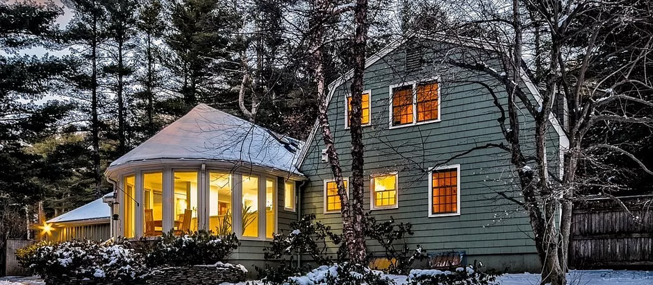 TOP 5 COLONIAL STYLE HOMES