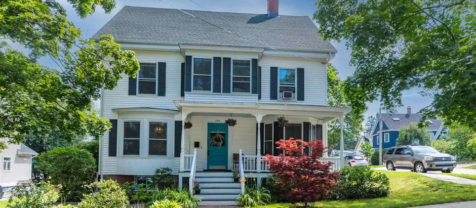 TOP 5 PORTSMOUTH LISTINGS NEW TO MARKET