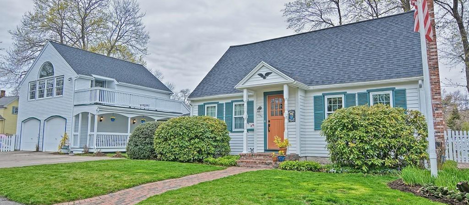 TOP 5 NEW LISTINGS UNDER $750K WITH HOME OFFICE & GARAGE