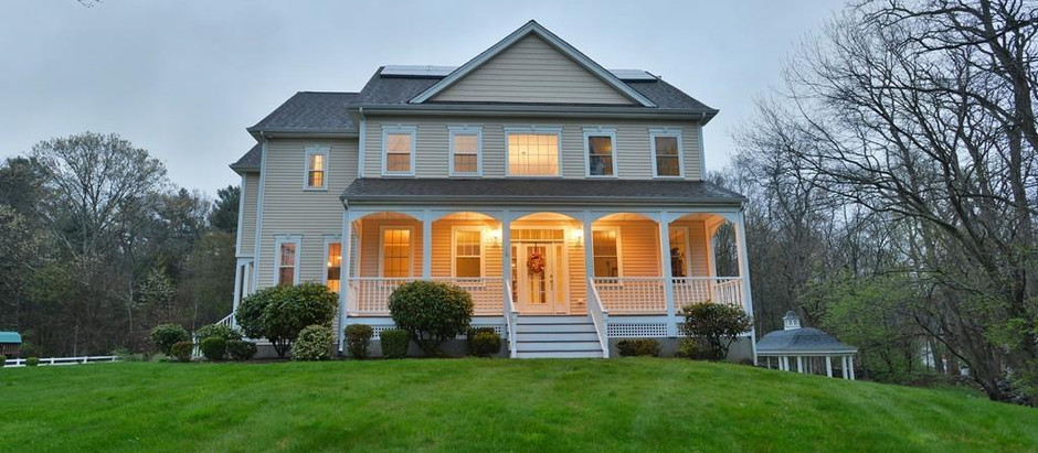 TOP 5 PRIVACY & CONVENIENCE IN FRANKLIN & WRENTHAM ON AN ACRE