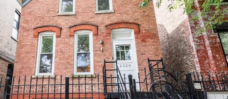 TOP 5 NEW MULTI FAMILY LISTINGS IN BUCKTOWN