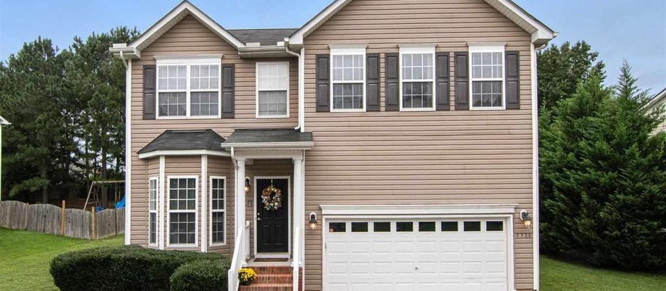 TOP 5 TRADITIONAL STYLE LISTINGS IN KNIGHTDALE