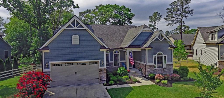 TOP 5 HOMES OF BEAUTIFUL SUSSEX COUNTY