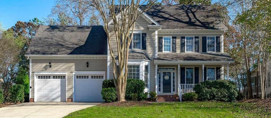 TOP 5 NEW LISTINGS IN HOLLY SPRINGS