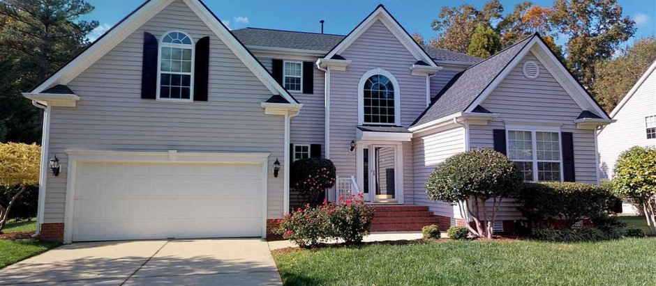 TOP 5 LISTINGS IN CARY UNDER $500,000