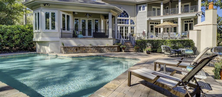 TOP 5 LISTINGS UNDER $2 MILLION FEATURING POOLS