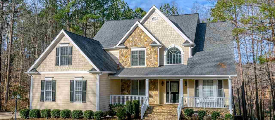 TOP 5 LISTINGS IN WAKE COUNTY WITH AT LEAST ONE ACRE OF LAND