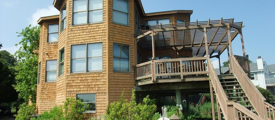 TOP 5 ACCOMACK COUNTY WATERFRONT HOMES