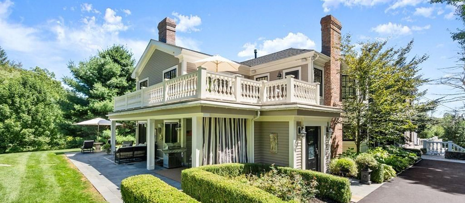 TOP 5 COLONIAL STYLE LISTINGS