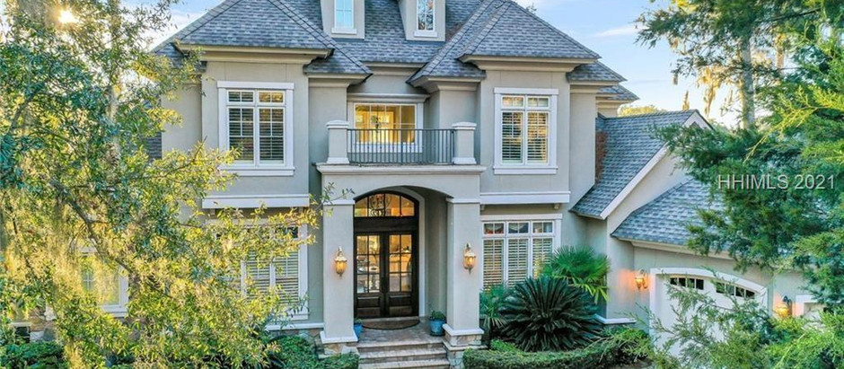 TOP 5 NEW SINGLE FAMILIES IN BEAUFORT COUNTY UNDER $2 MILLION