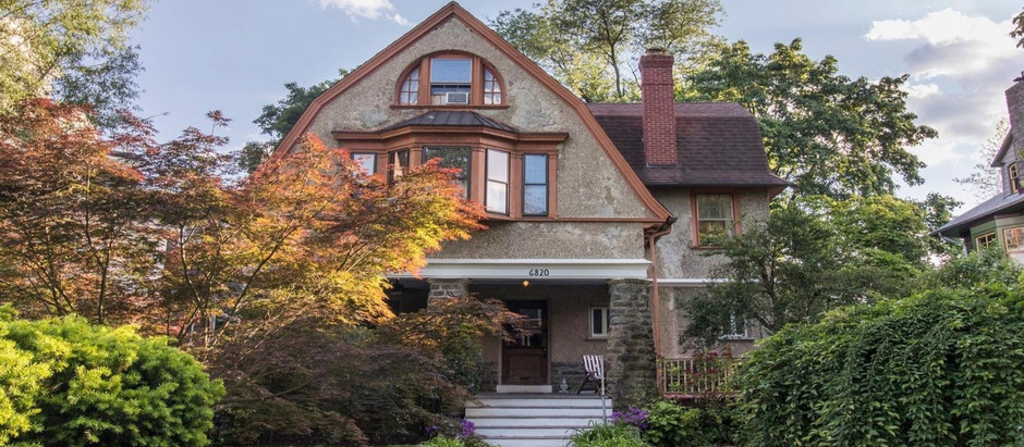 TOP 5 AIR BNB-ABLE HOMES IN PHILADELPHIA