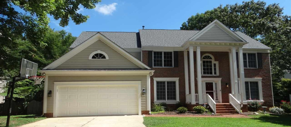 TOP 5 NEWEST LISTINGS IN CARY UNDER $600,000