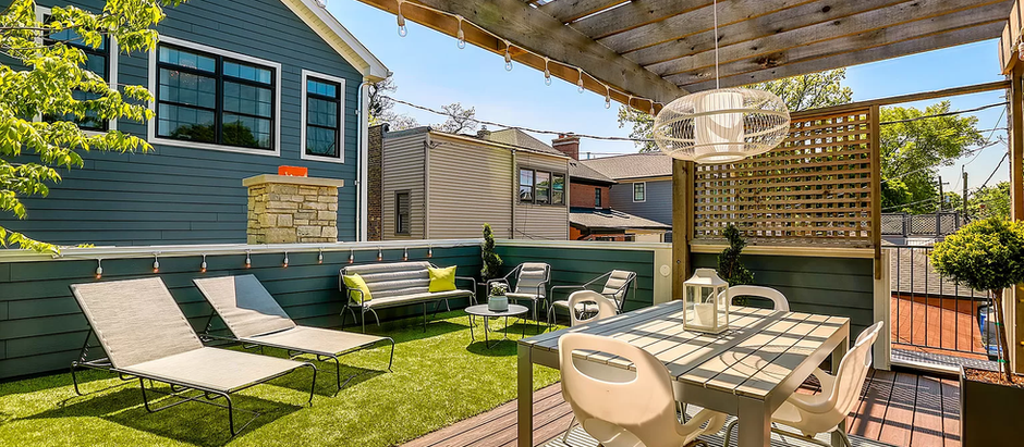 TOP 5 ROSCOE WITH OUTDOOR SPACES FOR ENTERTAINING