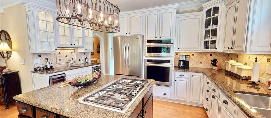 RALEIGH HOMES WITH GOURMET KITCHENS UNDER $600,000