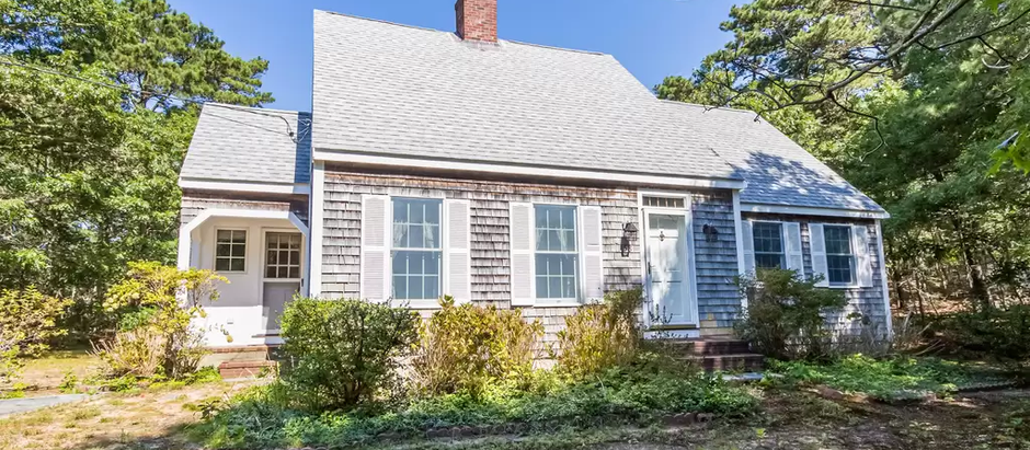 TOP 5 LISTINGS IN BARNSTABLE COUNTY UNDER $500K