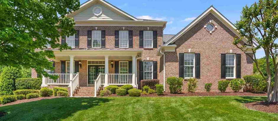 TOP 5 NEWEST LISTINGS IN RALEIGH UNDER $1 MILLION