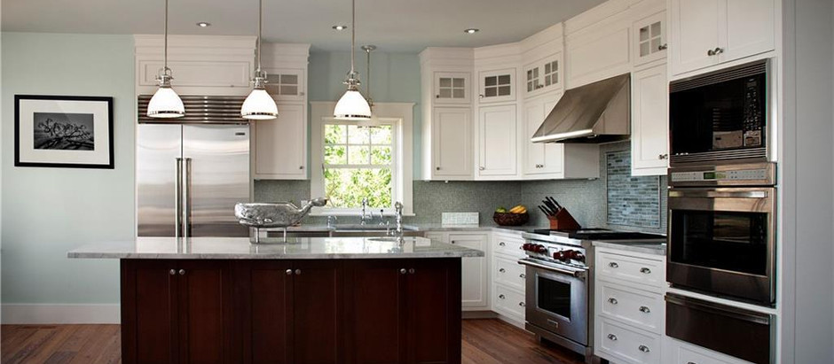 TOP 5 CHEF'S KITCHENS