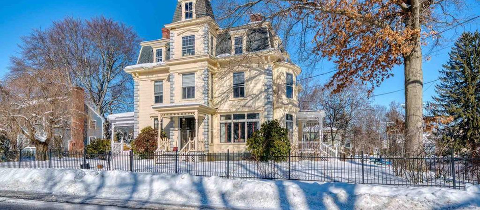 TOP 5 NEWLY LISTED SINGLE FAMILY HOMES