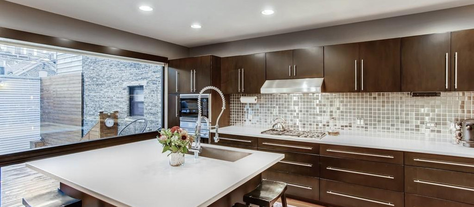 TOP 5 NEW LISTINGS FEATURING GORGEOUS KITCHENS