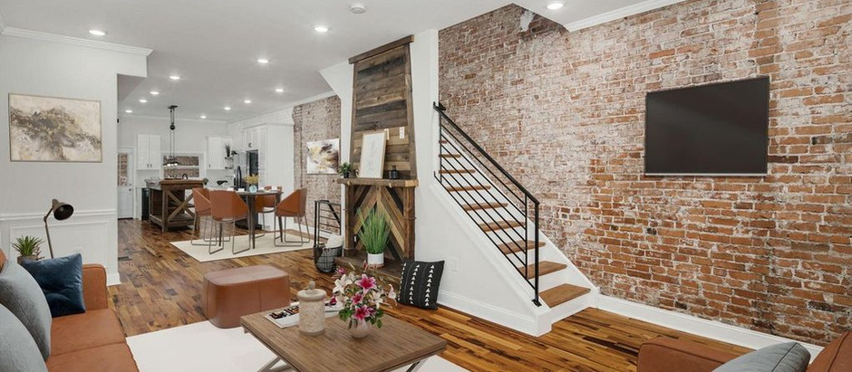 TOP 5 TOWNHOUSE LISTINGS IN STRAWBERRY MANSION