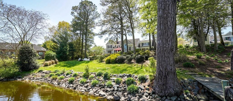 TOP 5 WATERFRONT PROPERTIES IN WICOMICO COUNTY