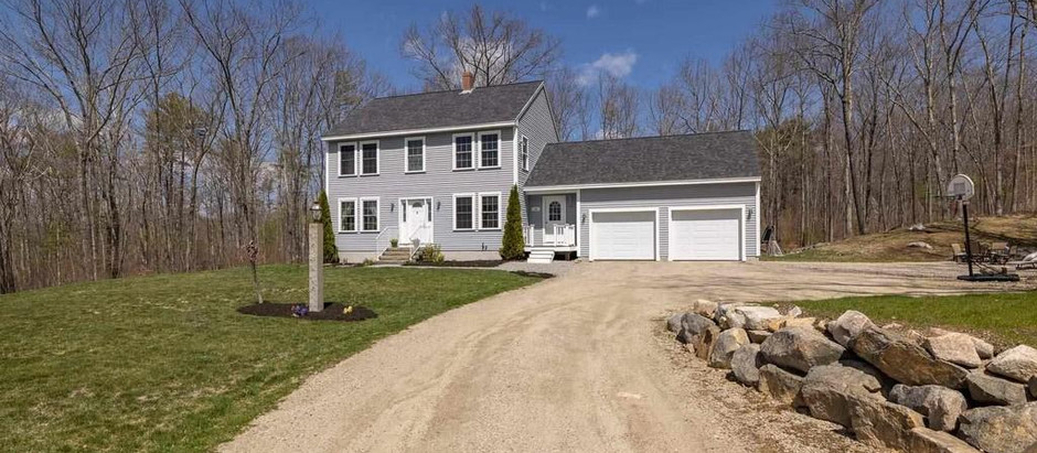 TOP 5 SINGLE FAMILY HOMES IN SOMERSWORTH