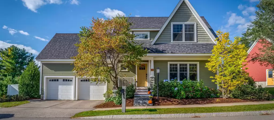 TOP 5 NEW SINGLE FAMILY LISTINGS IN PORTSMOUTH
