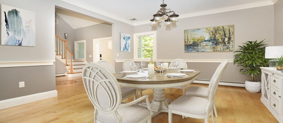 TOP 5 SOUTH SHORE LISTINGS WITH FORMAL DINING ROOMS