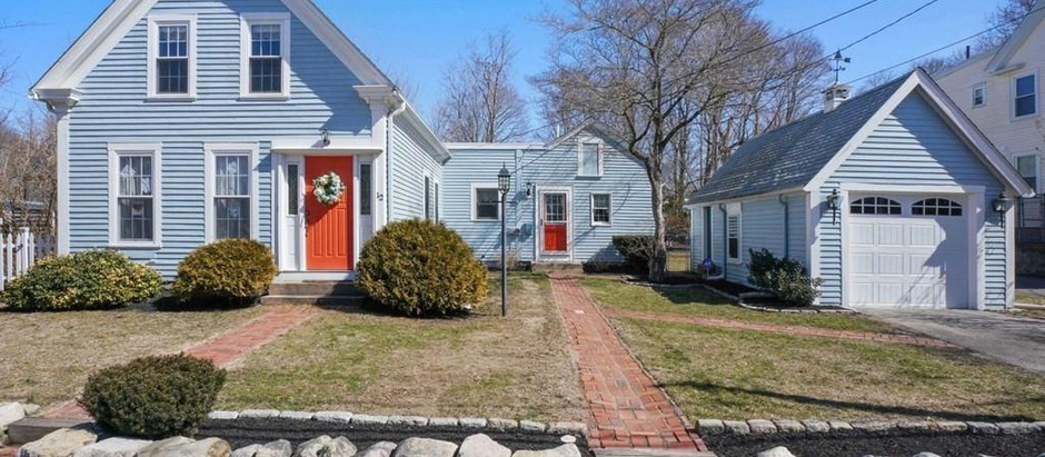 TOP 5 LISTINGS IN WEYMOUTH NEW TO MARKET