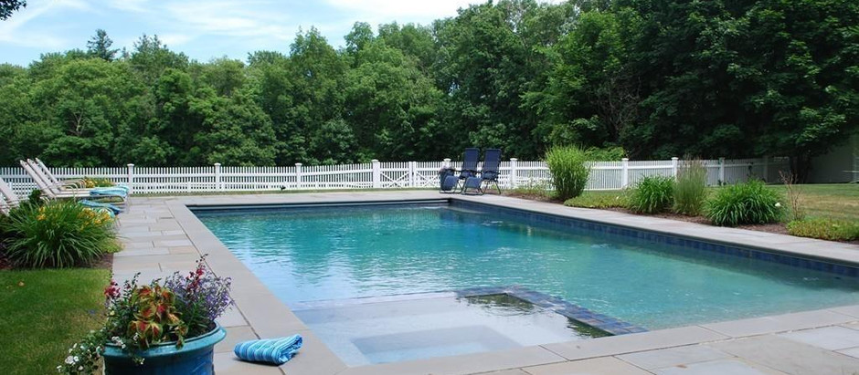 TOP 5 LISTINGS WITH A PRIVATE IN-GROUND POOL