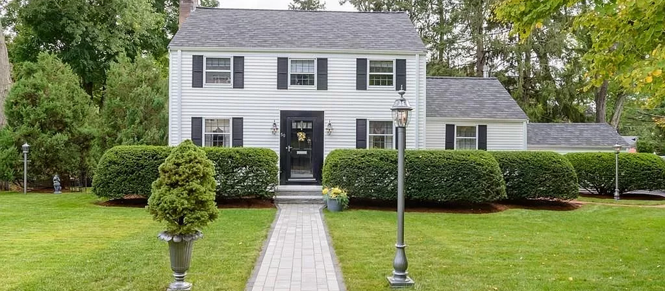 TOP 5 WELLESLEY HOMES NEW TO THE MARKET