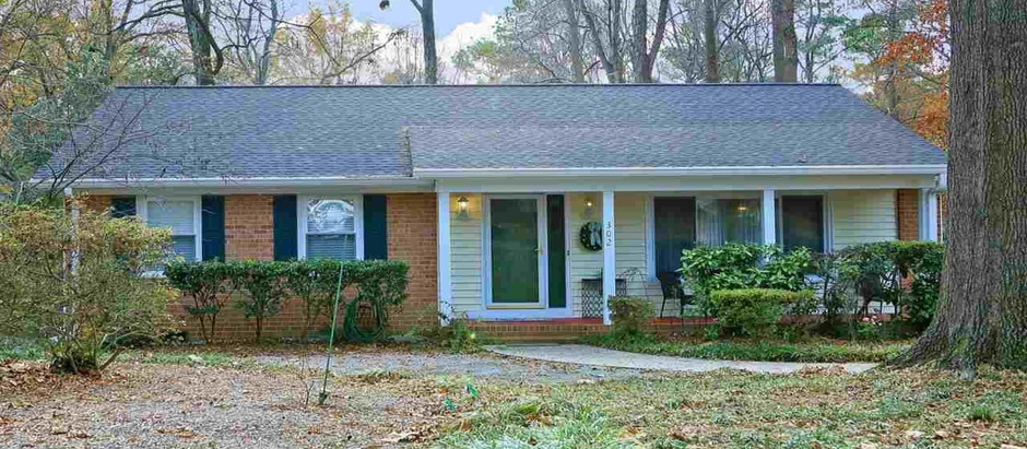 TOP 5 CARY HOMES UNDER $400,000