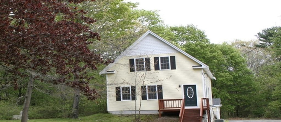 TOP 5 NEW ENGLAND COLONIALS IN ROCKLAND UNDER $400,000