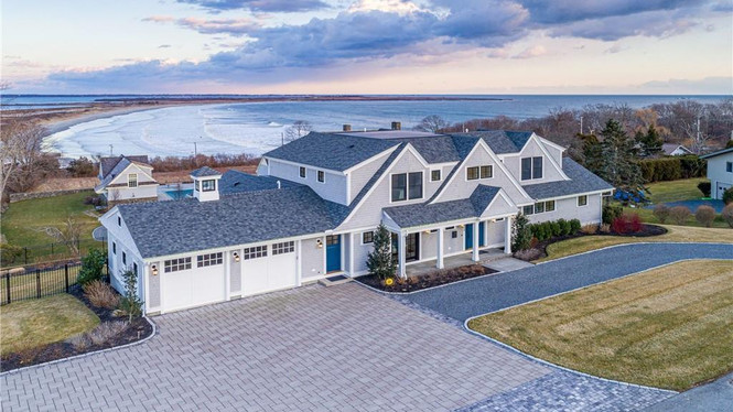 TOP 5 WATER VIEW LISTINGS OF NEWPORT COUNTY