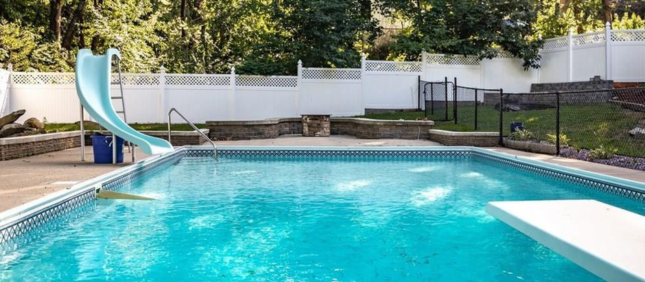 TOP 5 HOMES WITH FUN IN THE SUN POOLS UNDER $800K