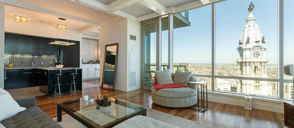 TOP 5 CONDOS ABOVE $1 MILLION WITH BREATHTAKING CITY VIEWS