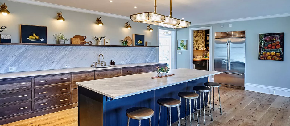 TOP 5 LISTINGS FEATURING GORGEOUS KITCHENS