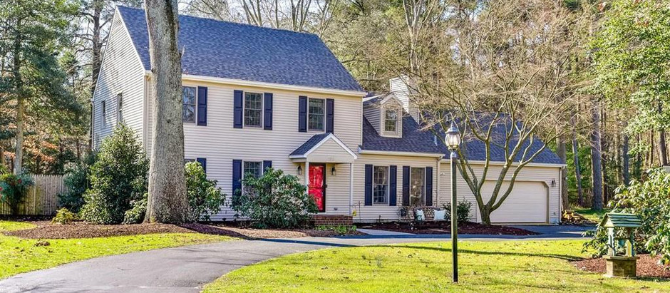 TOP 5 TRADITIONAL HOMES IN WICOMICO COUNTY