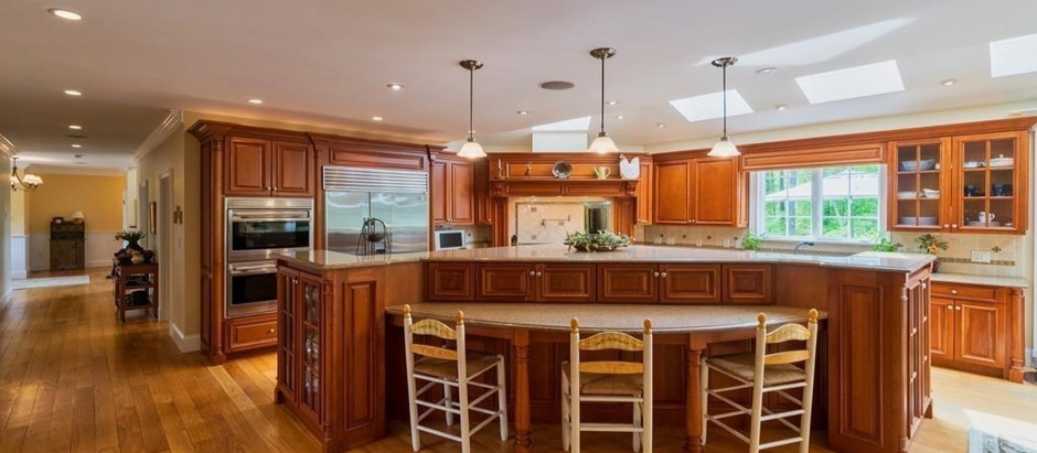 TOP 5 CHEF'S KITCHENS ON THE SOUTH SHORE