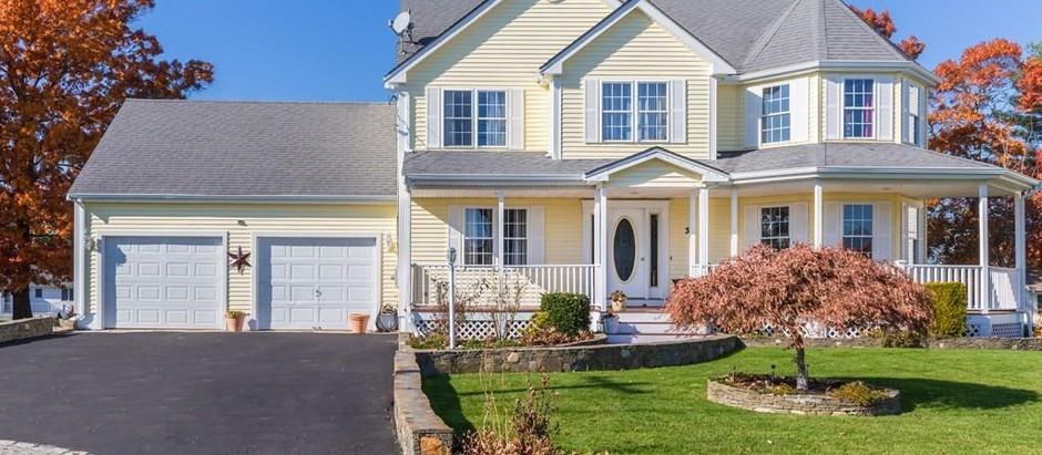 TOP 5 TAUNTON LISTINGS NEW TO MARKET