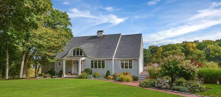 TOP 5 LISTINGS IN COHASSET UNDER $3 MILLION WITH ACRES OF LAND
