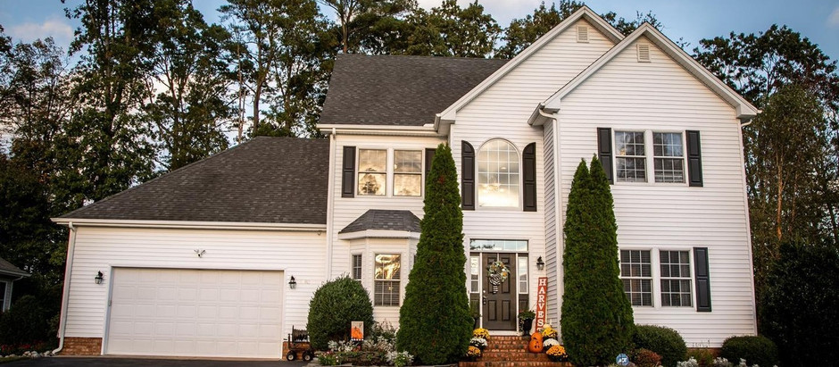 TOP 5 NEWLY LISTED MOVE-IN-READY HOMES IN SALISBURY